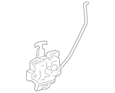 Genuine Toyota Trunk Lock Actuator Motor 64600-02031