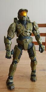 "McFarlane Halo 3 12"" Master Chief Spartan 117 AF Articulating Action Figure"