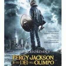 9788804652533 Riordan Percy Jackson - ladro di Fulmini Fumetto Mondadori