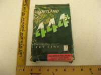 Cortland 444 SL Fly Line Salmon Steelhead Quick Descent 24 FT 625 Grain Box 201