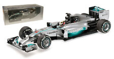 Minichamps Mercedes W05 Chinese GP 2014 - Lewis Hamilton World Champion 1/18
