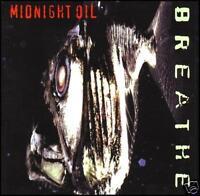 MIDNIGHT OIL - BREATHE ~ 13 Track AUSSIE ROCK CD ~ PETER GARRETT *NEW*