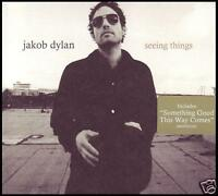 JAKOB DYLAN - SEEING THINGS CD ( WALLFLOWERS ) *NEW*