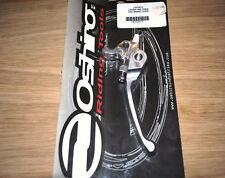 levier frein alu CNC retournable KTM SX/EXC 125 200 250 99-05 neuf
