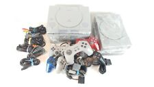 Sony PlayStation 1 ONE Classic PSX Retro Console 2  GAME +  1 CONTROLLE + CABLES