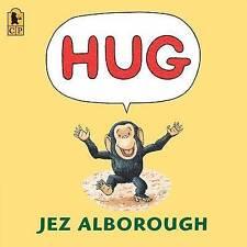 Hug, Very Good Condition Book, Alborough, Jez, ISBN 9780763645106