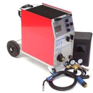 Schutzgas Schweißgerät MIG 190AM Kombi 230/400V Schweißmaschine MIG/MAG 2+4Takt