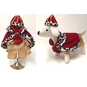 High Quality Dog Costume - ROYAL KING COSTUMES Dress Your Dogs as Royalty Kings