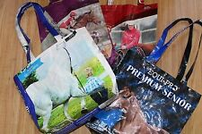 Horse Totes Upcycled, Recycled, Repurposed (Feed Bags)