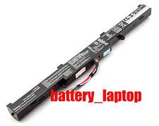 New 0B110-00220000M A41-X550E ASUS BATTERY _L For  15V  X550Z X550ZA-SA100603E