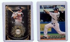 New listing Mitch Dening (2) BBM Japanese Baseball Cards Australian Player