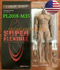 TBLeague PHICEN PL2018-M35 1/6 Steel Skeleton Male Seamless Muscular Body Figure
