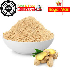 Organic Ginger Powder Ground Spice **Top Quality** Adrak Powder Free P&P 50g-2Kg