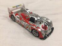 Disney Pixar Cars SILVER SHU TODOROKI WGP RACER 1:55 Diecast TOKYO DRIFT