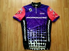 Mongoose Factory Team Cycling Jersey , Castelli , Size : 2XL RARE!