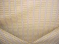 2-3/4Y Scalamandre SC 000626854M Genie Striped Mosaic Velvet Upholstery Fabric