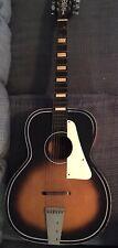 Vintage Old Kraftsman Acoustic Guitar
