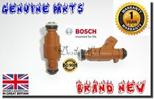 4X GENUINE SAAB 9-3 9-5 2.0 2.3 Turbo BioPower PETROL FUEL INJECTOR 0280156023