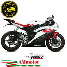 Exhaust Mivv Yamaha Yzf 600 R6 2012 12 Motorcycle Muffler Silencer Mk3 Carbon