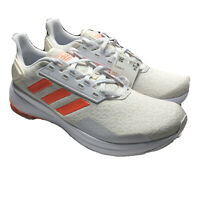 Adidas Size 9 Women Duramo 9 Running Shoes EG8671 Light Gray Coral New