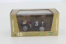 BRUMM DIE CAST 1/43 BUGATTI TIPO BRESCIA 1921 #3 R40