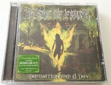 CRADLE OF FILTH DAMNATION AND A DAY CD ALBUM 2003 METAL SPED GRATIS SU +ACQUISTI