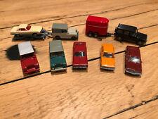 Wiking Konvolut 1:87 Sammlung Modellauto 10 Stck.