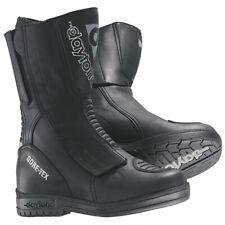 Daytona M-Star GTX Hombre motocicleta botas de cuero-negro