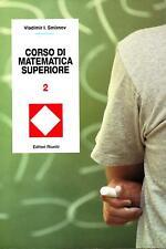 Smirnov CORSO DI MATEMATICA SUPERIORE VOL. 2 (libro analisi matematica 2)