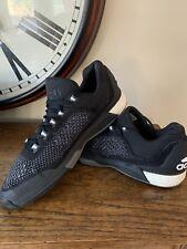 Adidas Crazy Light Boost Primeknit Black Grey D69704 Mens 16 65318f73f
