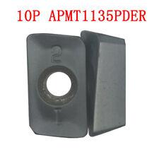 APMT 1135PDER-76 IC928 cnc lathe insert cutting tool carbide turning blade 10PCS