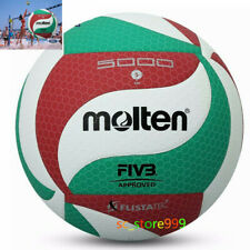 Outdoor Team Ball VSM5000 Molten PU Synthetic Soft leather Volleyball Size5