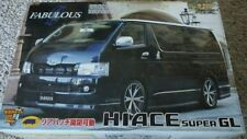 Aoshima 1/24 Toyota Hiace Super GL Fabulous #48542 *NEW SEALED*