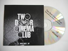 TWO DOOR CINEMA CLUB : TOURIST HISTORY [ CD SINGLE ] ~ PORT GRATUIT