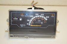 Vintage HONDA CH80 Elite Scooter Instrumentation Cluster Speedometer OEM 3257MI