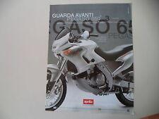 advertising Pubblicità 1998 MOTO APRILIA PEGASO 650 CUBE