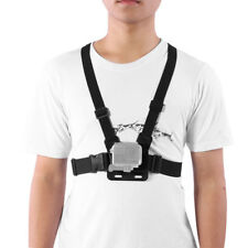 Outdoor Shoulder Chest Belt Harness Kit Accessory for GoPro Hero Action Cameras