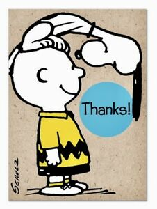 Blank Cards- HALLMARK BLANK STATIONERY CARDS 4 X 5...THANK YOUS