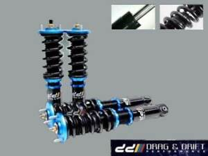 DD 40 Step Monotube Coilover Shock Suspension For Toyota Camry ACV30 2001-2006