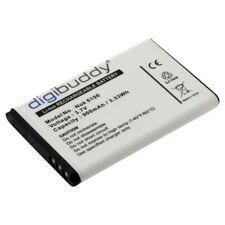 digibuddy Akku für Nokia 6100 / 6101 / 3650 / 6230 (BL-4C) Li-Ion 8006057