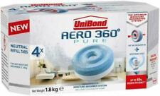 UniBond 2106199 Aero 360 Pure Moisture Absorber System - Pack of 4