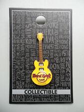 Hard Rock Cafe Lagos Nigeria - 3D Core Guitar - HRC Pin New on Card