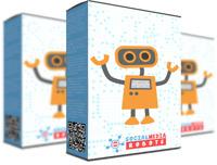 Social Media Robots - Automate Your Social Media Presence...Starting Today.