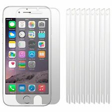 For Apple iPhone 6/6S Plus Screen Scratch Protector Guard Cover - 10-in-1 Pack