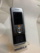Sony Ericsson Walkman W580i - Grey (Unlocked) Mobile Phone