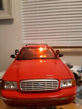 1:18 Diecast FIRE CHEIF CAR WORKING LIGHTS