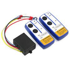 Wireless Winch Remote Control Twin Handset 12 Volt 12V -12000lb 13000lb 17000lb