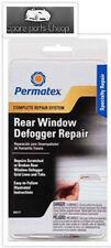 PERMATEX Rear Window Defogger Repair Kit 09117 high-quality electric glue