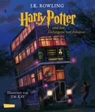 Harry Potter und der Gefangene von Askaban (vierfarbig illustrierte Schmuckausgabe) (Harry Potter 3) von J.K. Rowling (2017, Gebundene Ausgabe)