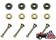 NEW FRONT BRAKE PIN REPAIR KIT FOR HONDA TRX 300 350 400 450 500 FARM QUAD